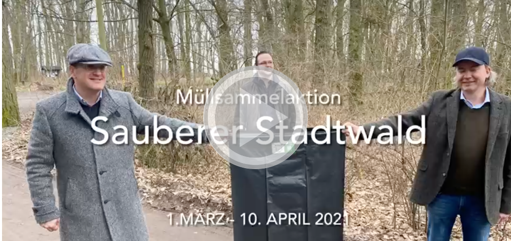 Video Projekteröffnung Stadtwald