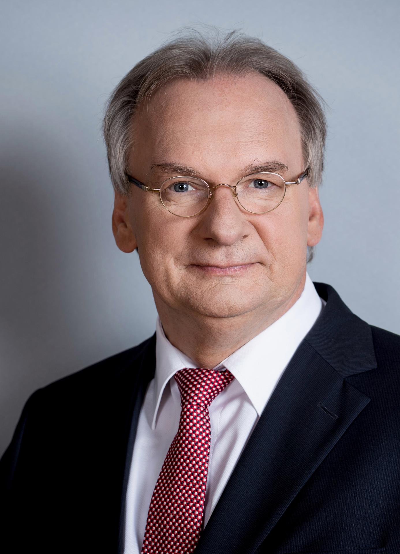 MP Reiner Haseloff