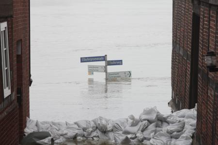 2011 Hochwasser Lauenburg 3
