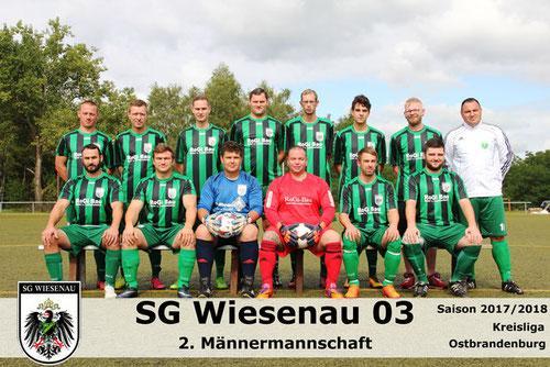 2.Männermannschaft