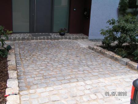 Beton- & Bruchsteinarbeiten 19
