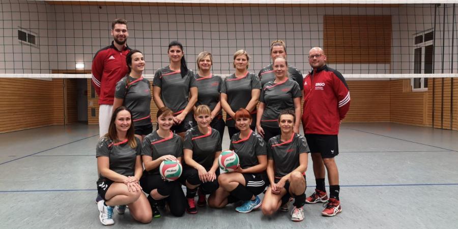 Mannschaftsfoto_Volleyball_Frauen