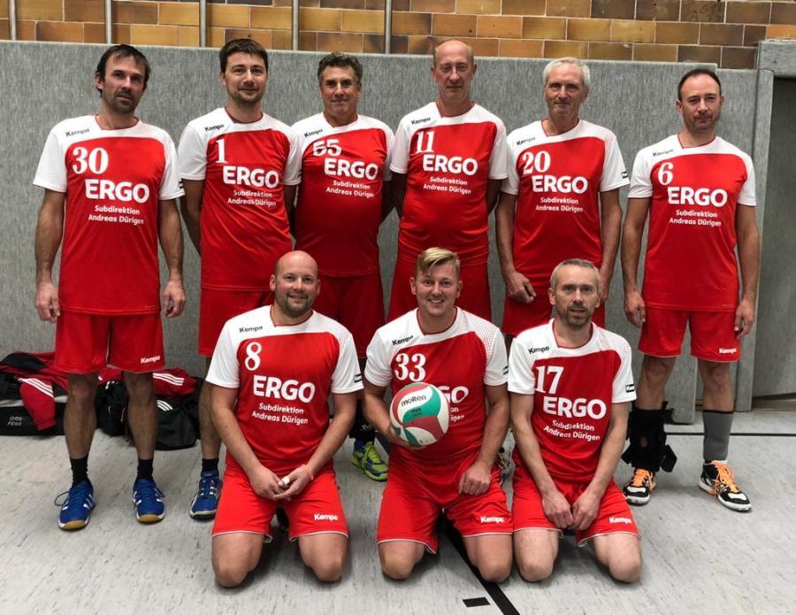 Mannschaftsfoto_Volleyball_Herren