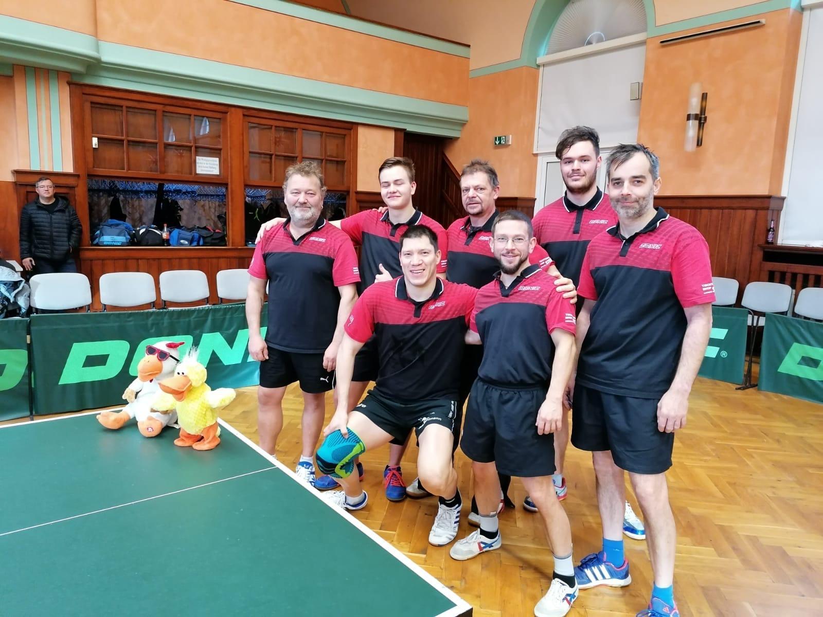 Tischtennis_Zweite_Herren
