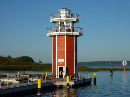 Leuchtturm Plau