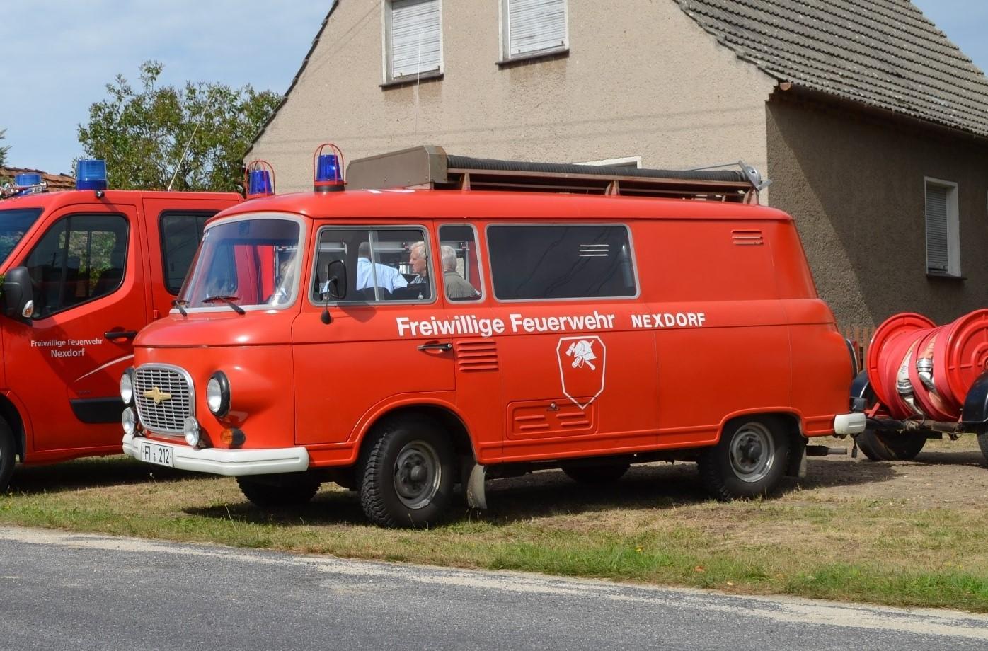 KLF FF Nexdorf