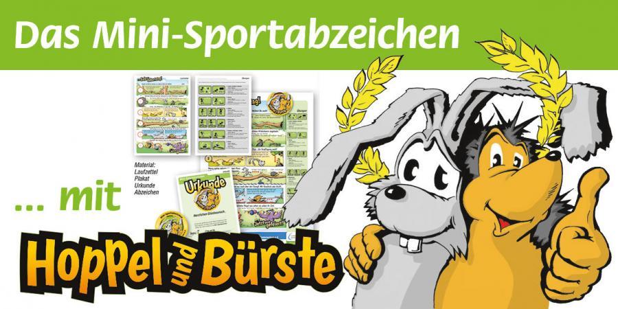 Mini-Sportabzeichen