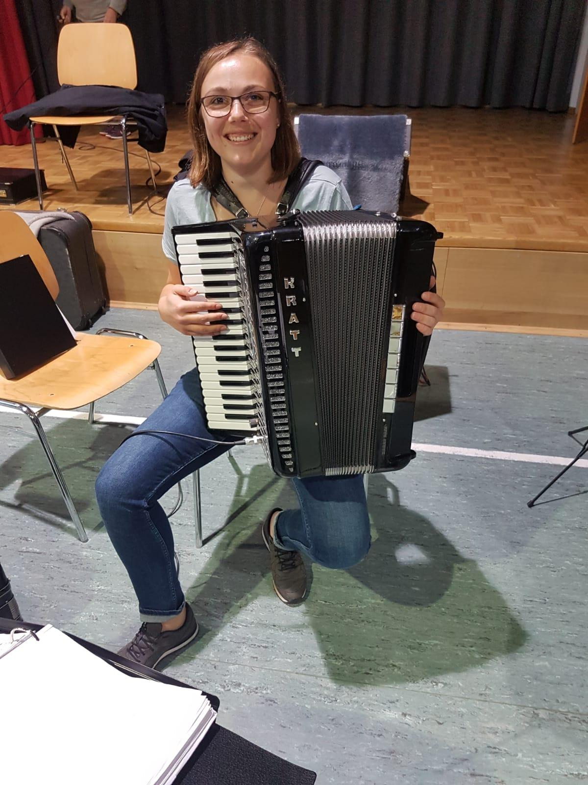 Katja K÷stler_Abteilungsleiterin Akkordeon