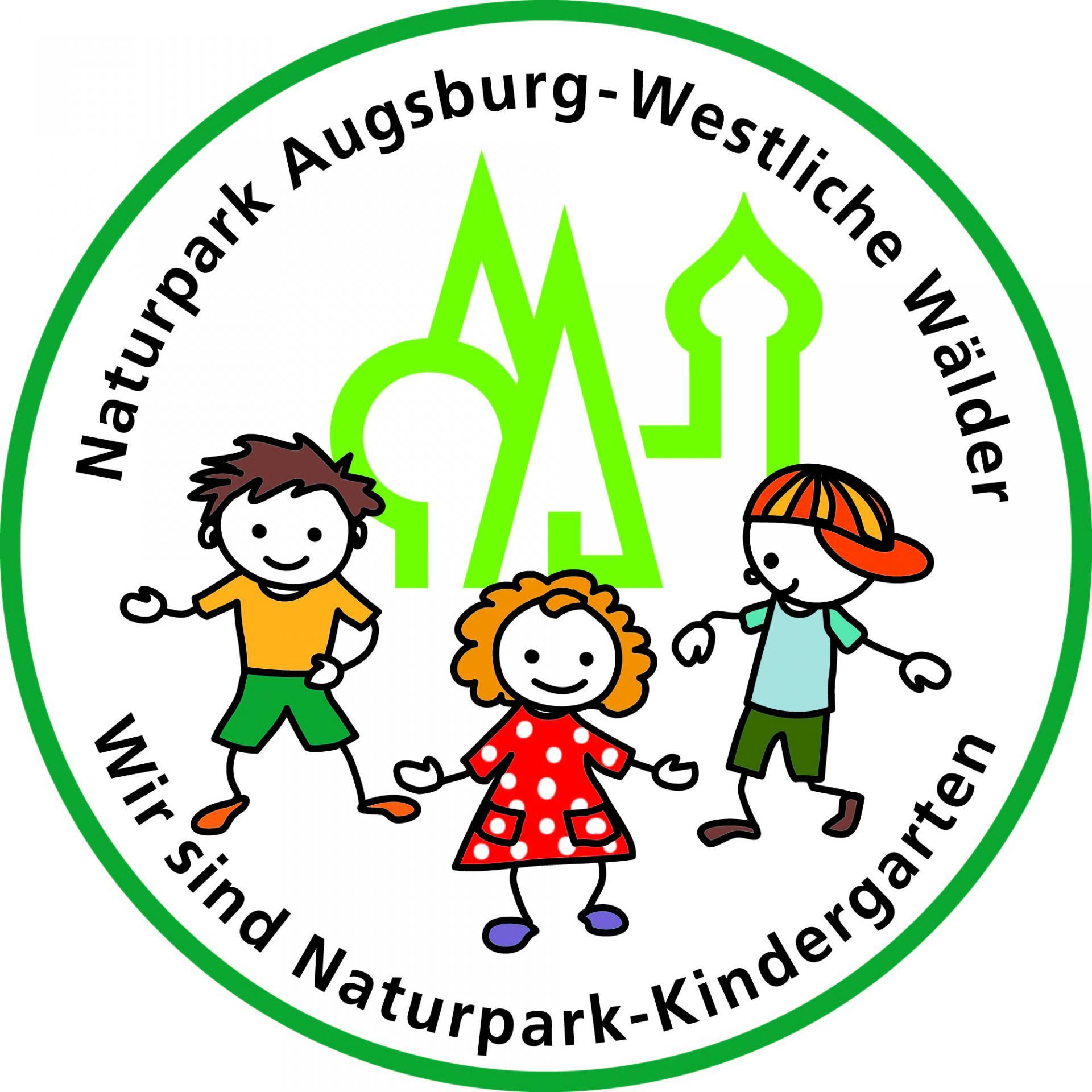 Wir sind ein Naturparkkindergarten!