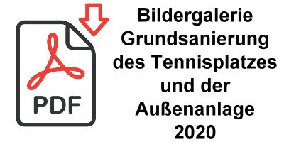 Sanierung des Tennisplatzes