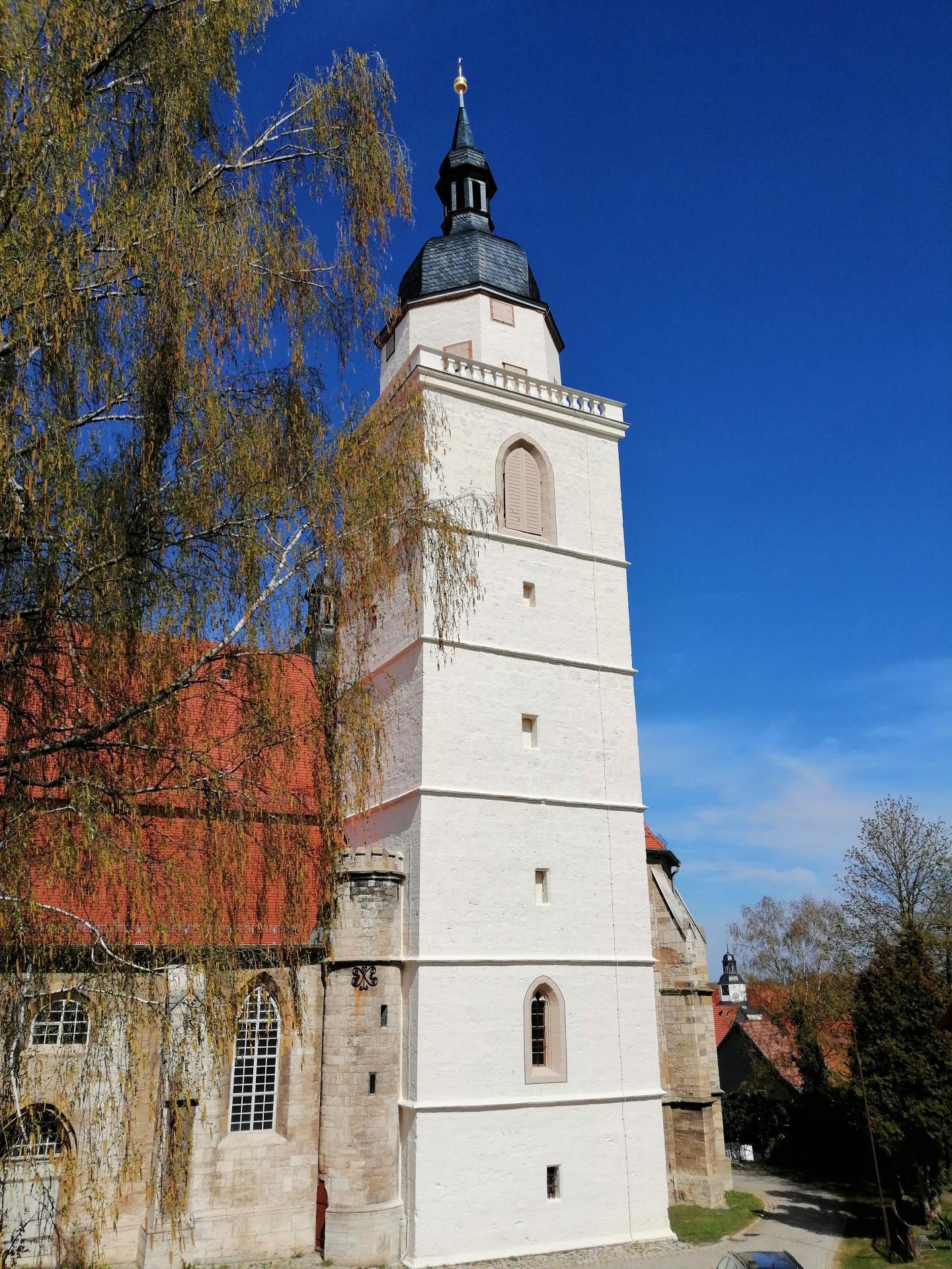 Kirche St. Trinitatis