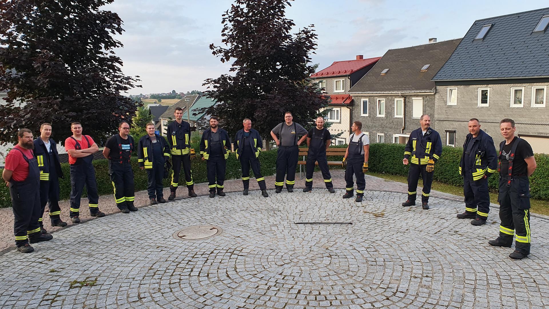 Feierwehr Herschdorf Allersdorf Willmersdorf
