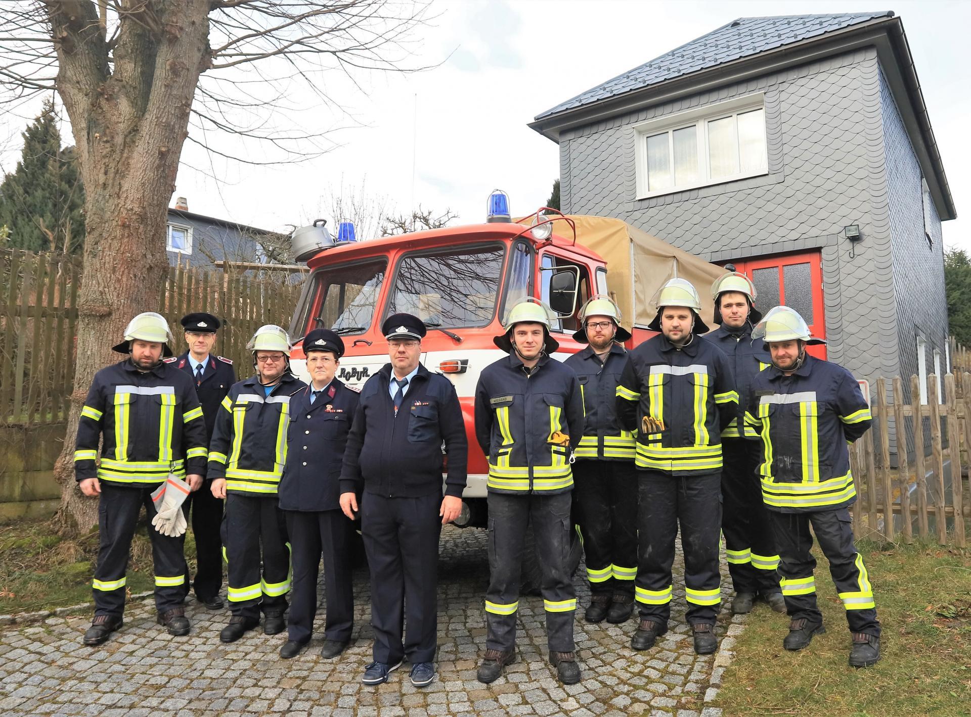 Feuerwehr Wildenspring
