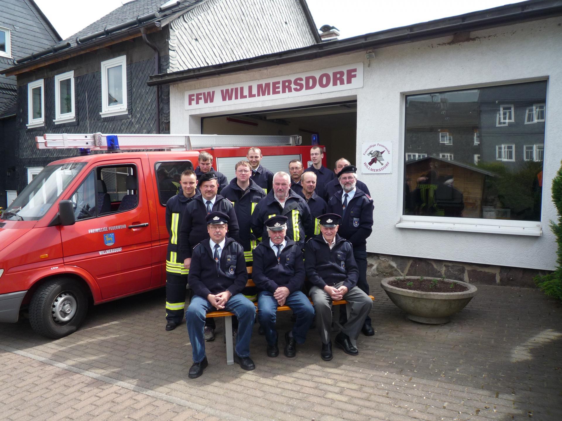 Feuerwehrgerätehaus Willmersdorf