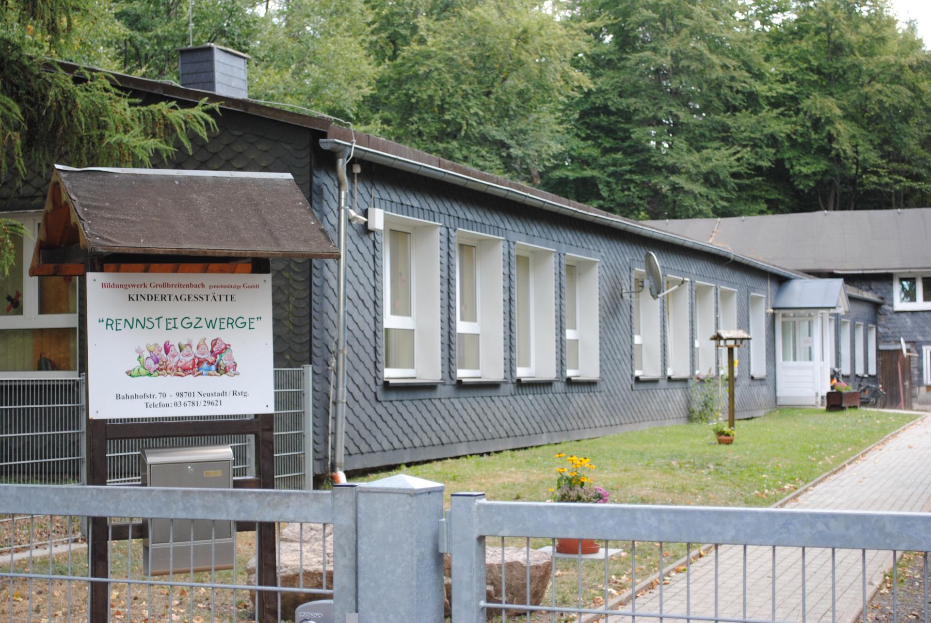 Kindergarten Neustadt a. Rstg.