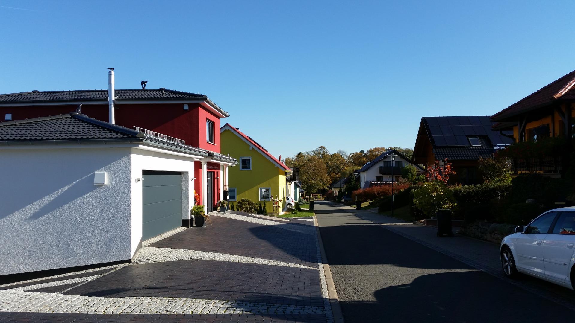 Wohngebiet Großbreitenbach