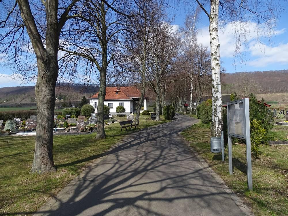Friedhof Sollstedt