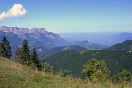 Rossfeld Panorama