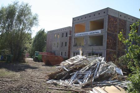 Haus II Entkernung