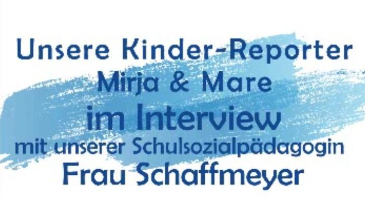 Foto Interview Schaffmeyer