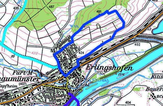 karte erlingshofen