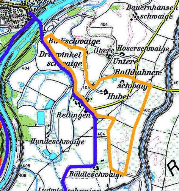 karte rettingen
