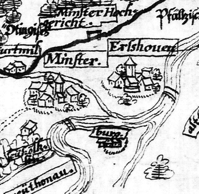 Burg Donaumünster
