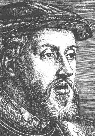 Aus der Geschichte: Karl V. in Oppertshofen