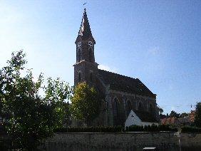 Die Kirche Brachstadt wird 120 Jahre alt