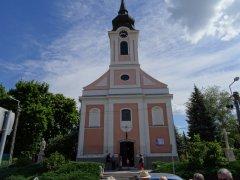Kirche Ujhartyan