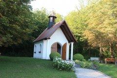 Weg zur Kapelle Maria-Magdalena Erlingshofen
