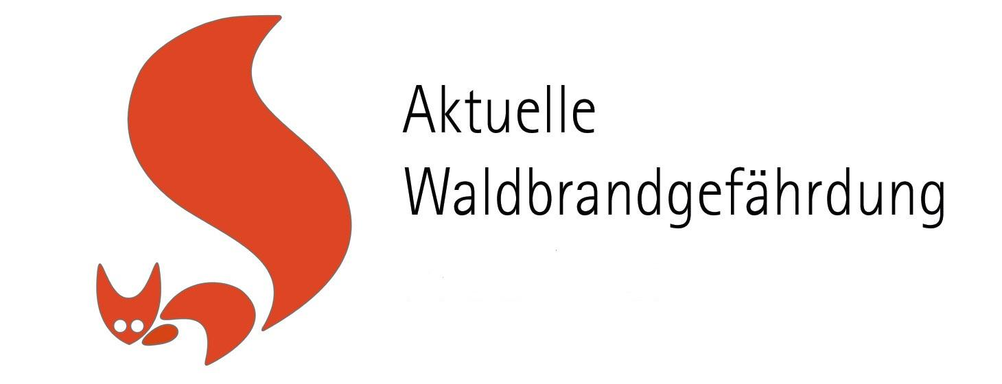 Aktuelle Waldbrandgefährdung