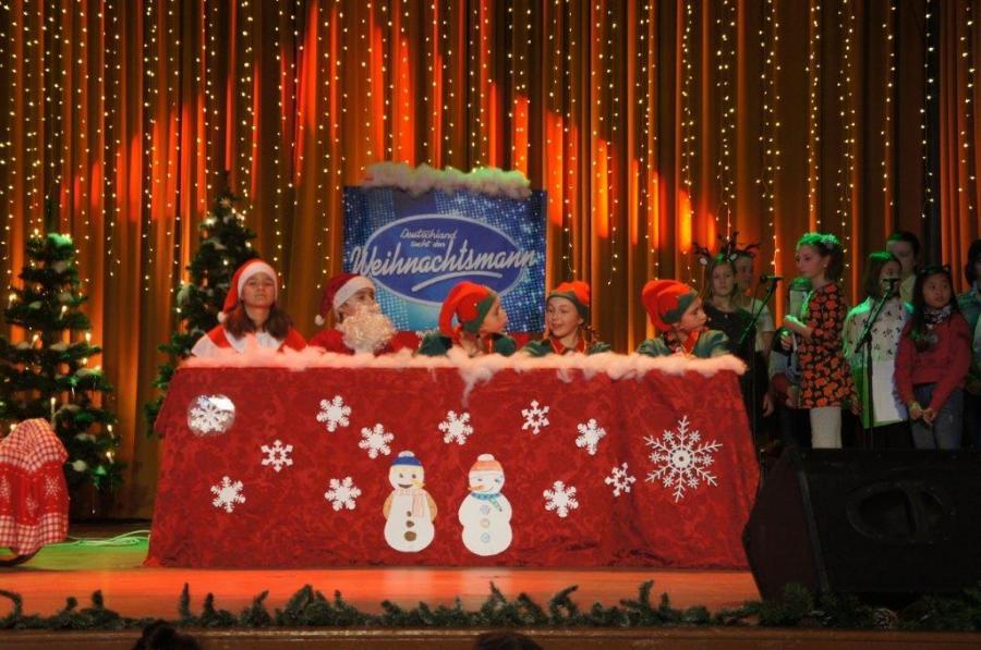 Casting für einen neuen Weihnachtsmann