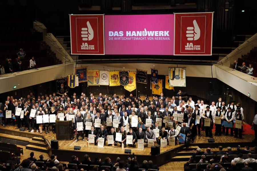Meisterfeier 2019 Leipzig