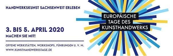 Europäische Tage des Kunsthandwerkes 2020