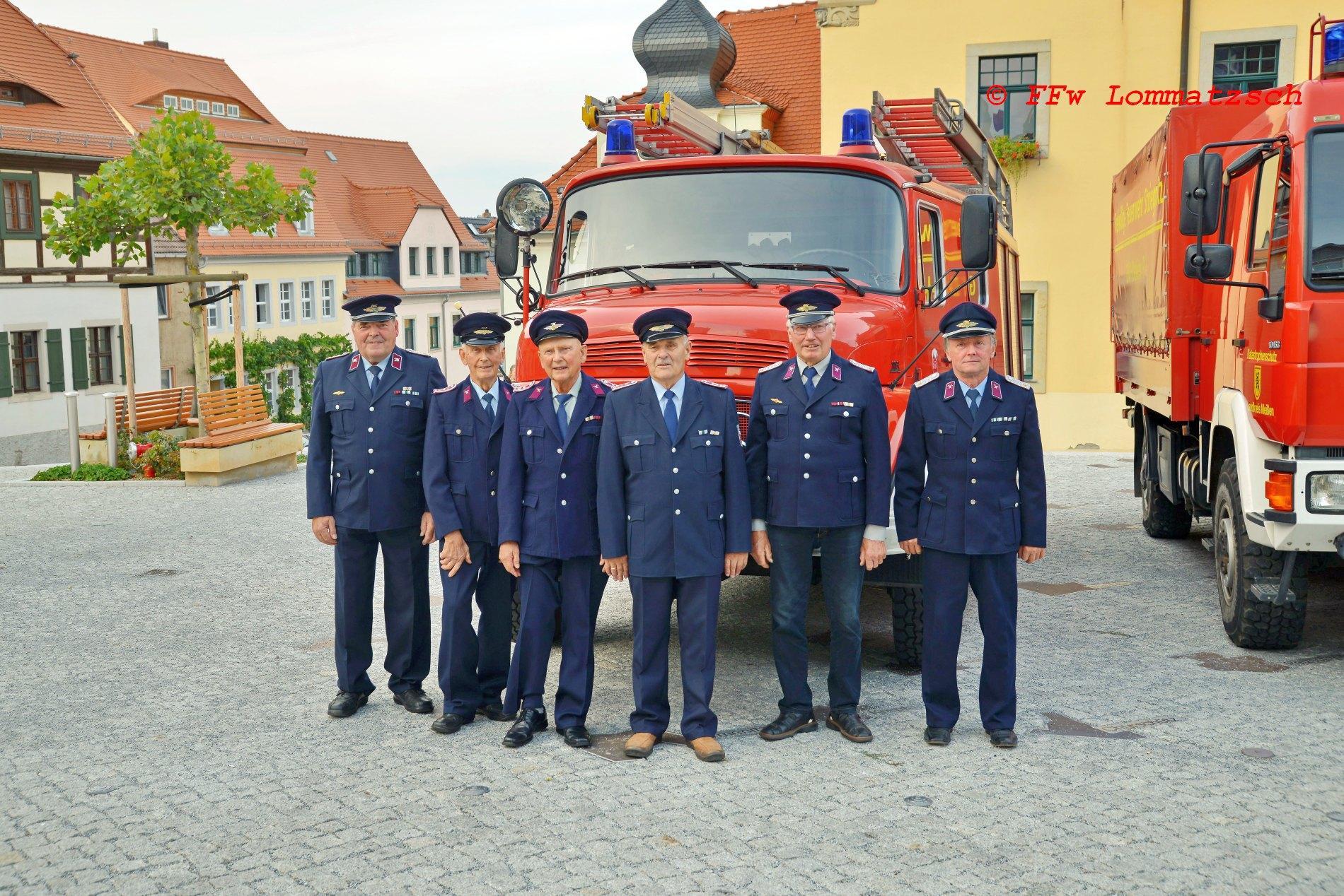 Alters- und Ehrenabtelung FFw Wachtnitz 2020