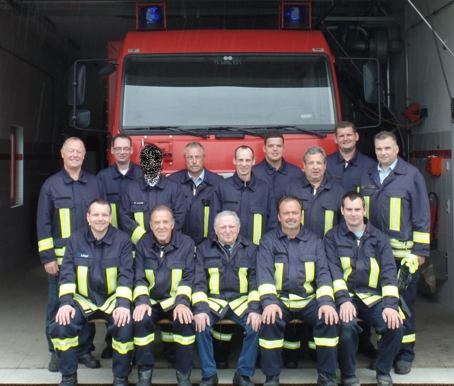 Mannschaft FFw Striegnitz 2017