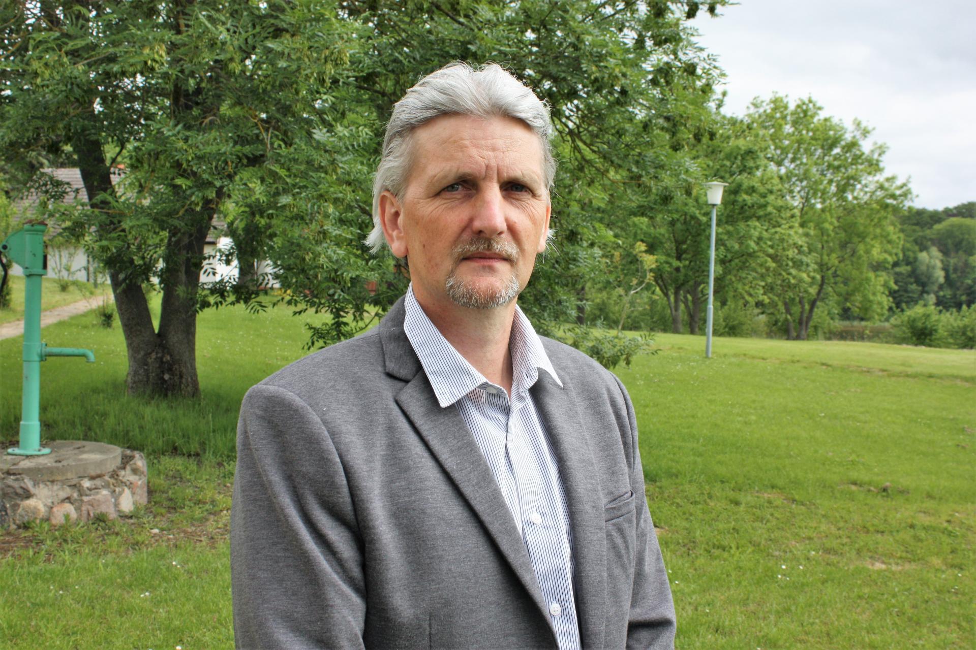 Bürgermeister Gerd Sauder