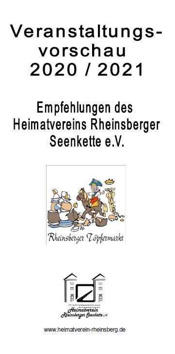 Veranstaltungsvorschau_Rheinsberger_Seenkette_2020_2021