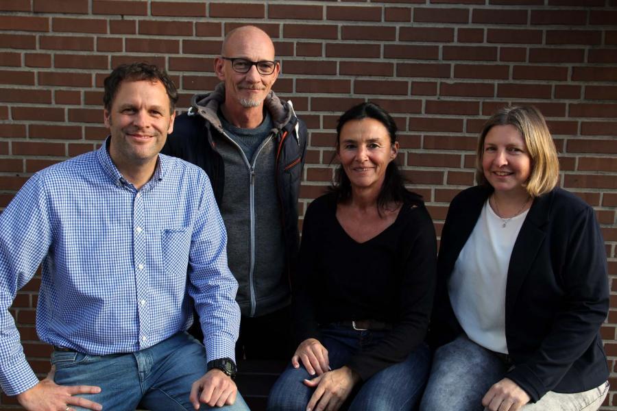 Das Beratungsteam der Anne-Frank-Realschule
