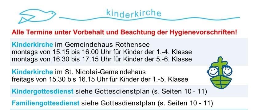 Kinderkirche 1