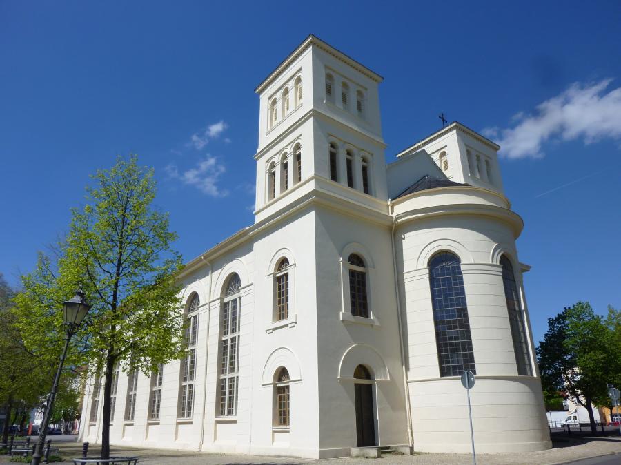 St. Nicolai-Kirche, Magdeburg 2017