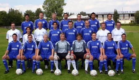 1. Mannschaft 2007-2008