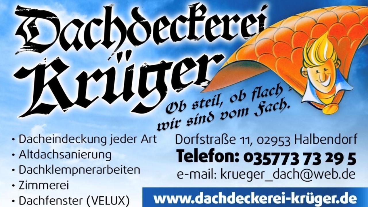 Dachdeckerei Krüger