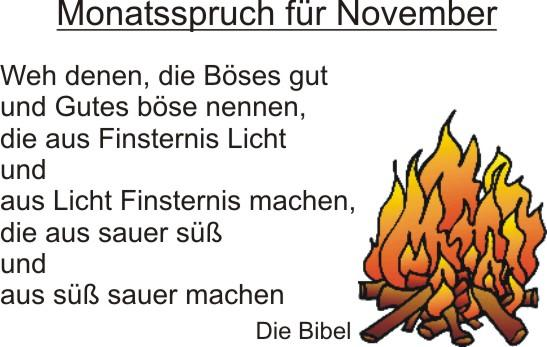 Monatsspruch Nov.