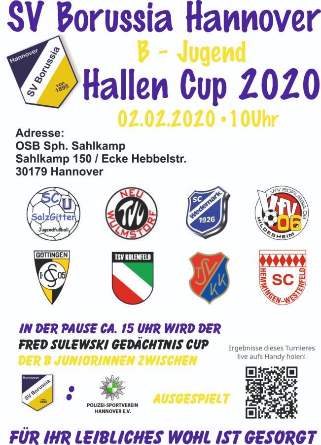 20200115_B-Jugend_Plakat Hallenturnier