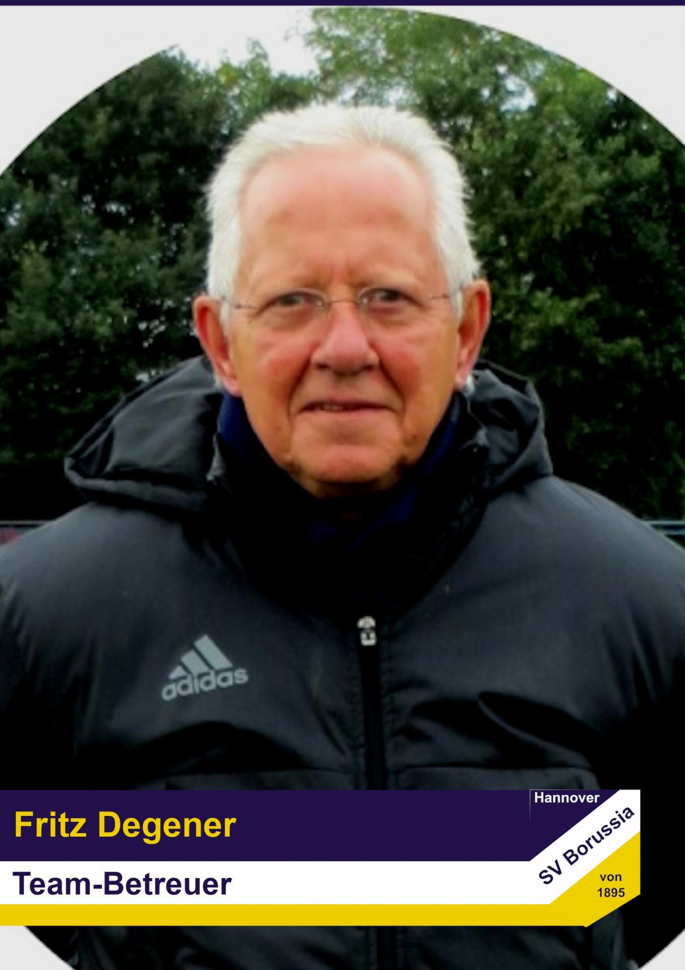 Fritz Degener