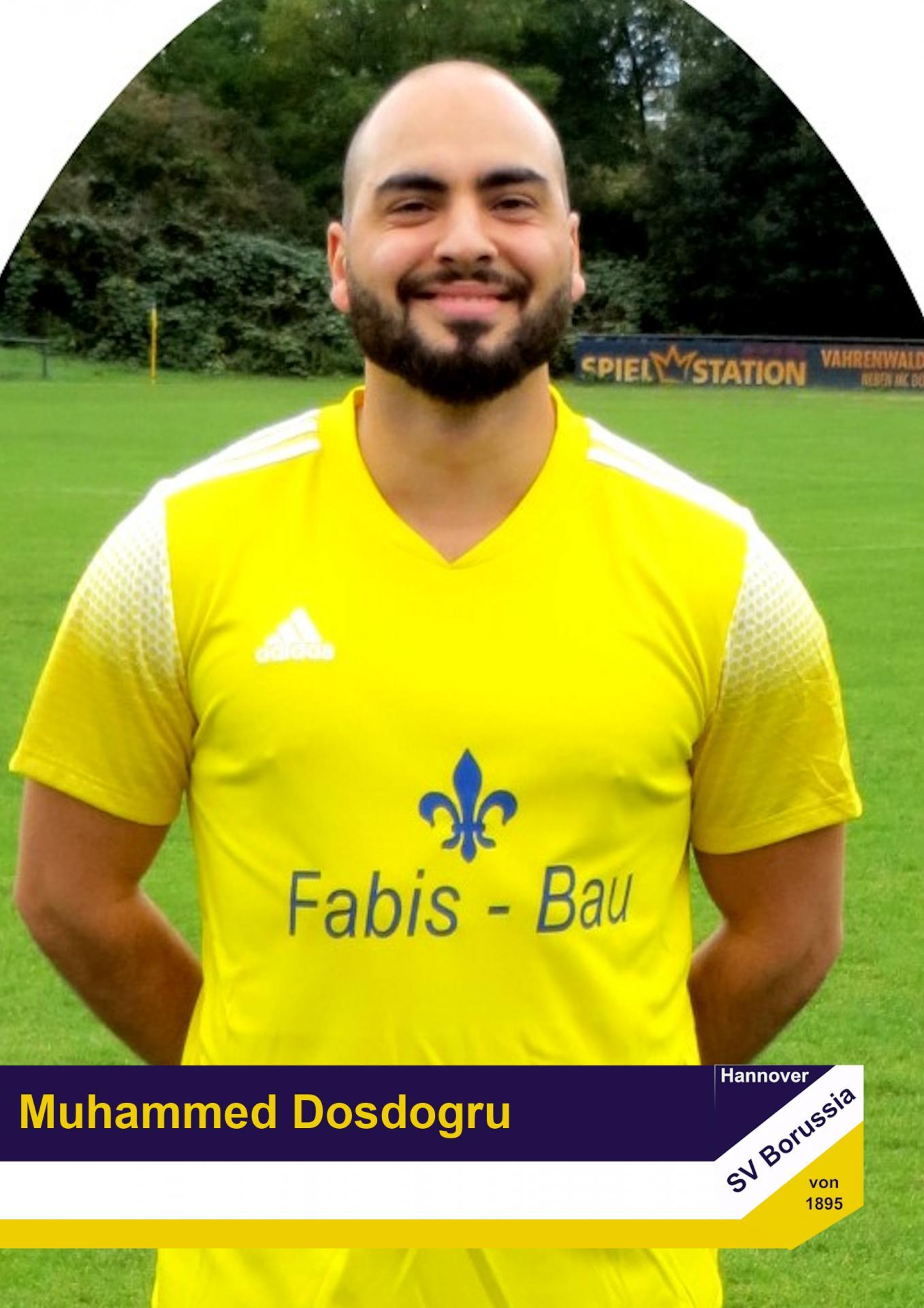 Muhammed Dosdogru