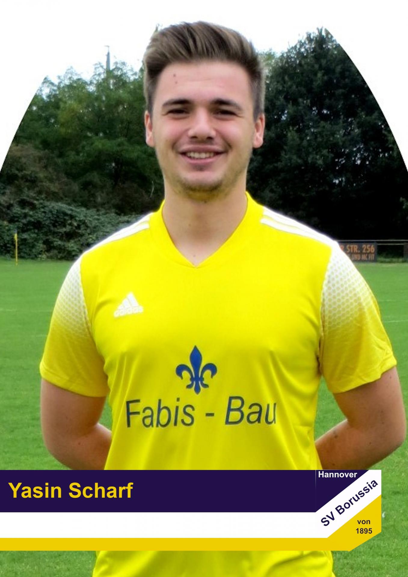 Yasin Scharf