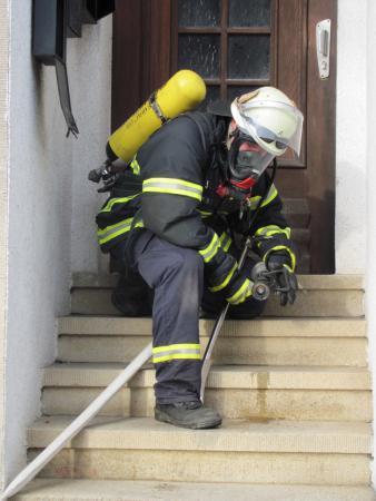 Feuerwehrübung 102012